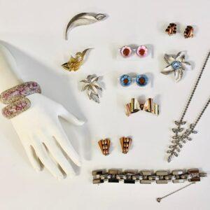 Art Deco and Mid Century Jewelry (1920s - 1970s)