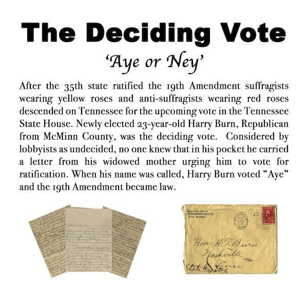 Deciding Vote