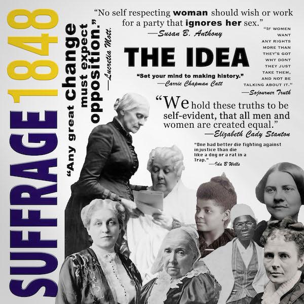 Suffrage 1848