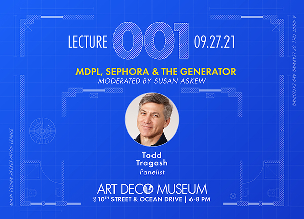 Lecture 1: Art of Architecture with Todd Tragash