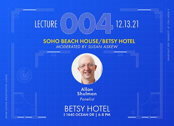 Art of Architecture Lecture 4: Allan Shulman