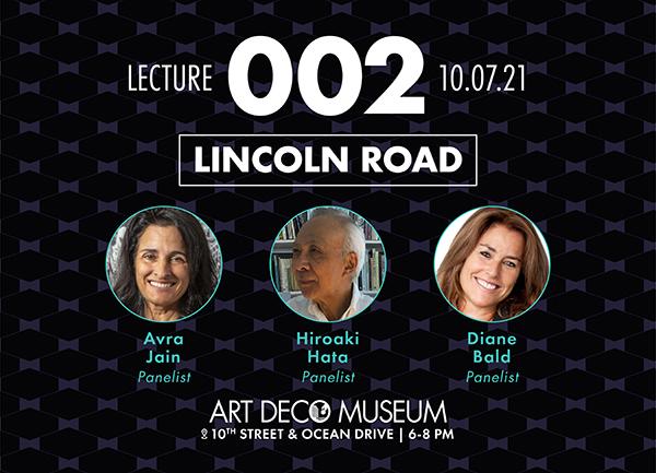 Lecture 2 Lincoln Road